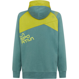 La Sportiva Chilam Pull à capuche Homme, pine/kiwi